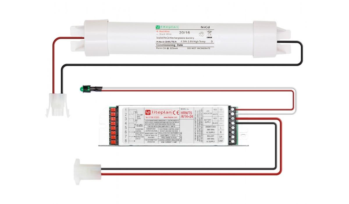 HRN T5 14+24 Kit
