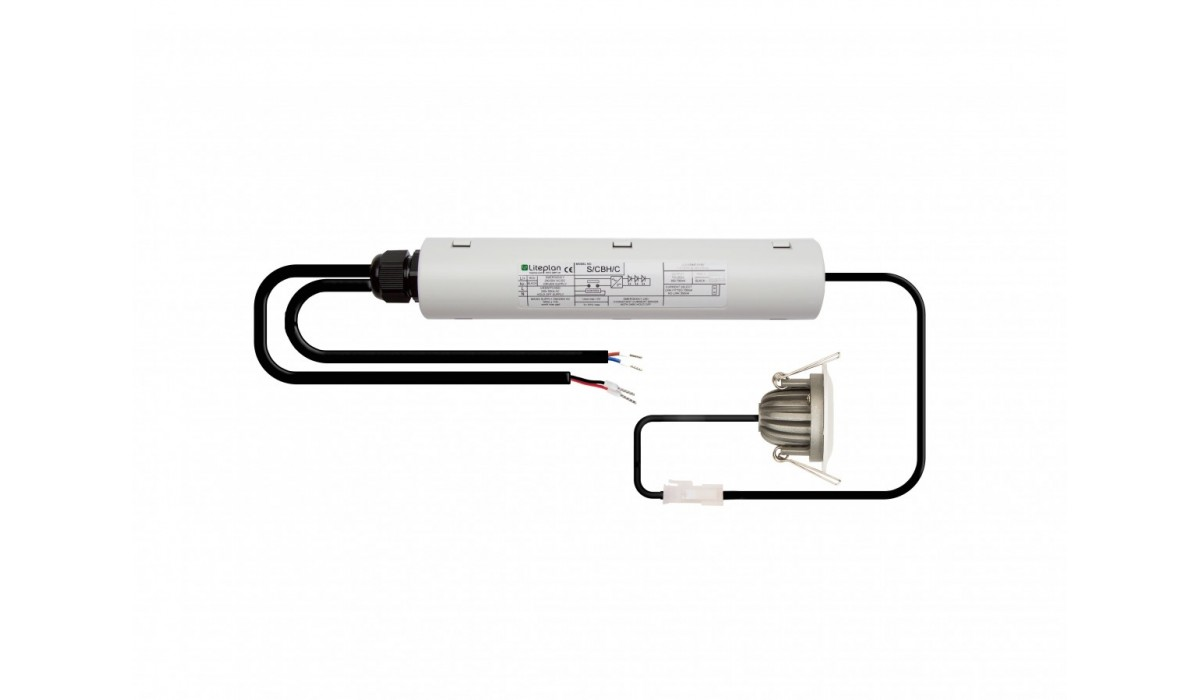 S-CBH Central Battery LED